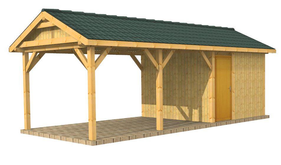 Woodencarport Co Uk